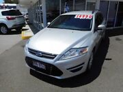 2011 Ford Mondeo MC LX PwrShift TDCi Silver 6 Speed Sports Automatic Dual Clutch Hatchback Alexandra Headland Maroochydore Area Preview