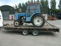 Ford 4100 narrow tractor