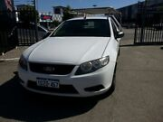 2009 Ford Falcon White Automatic Utility Cannington Canning Area Preview