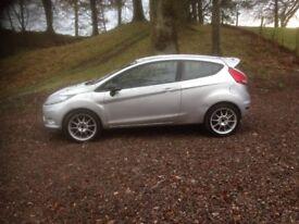 Ford Fiesta 1.2 petrol 2010 £2899.00