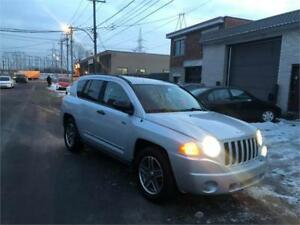2009 JEEP COMPASS -automatic- AWD-  FULL EQUIPER-  4CYL-  3700$