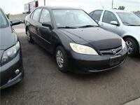2005 Honda Civic | Certified and E-tested |