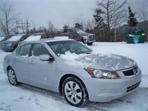 $119 BI WEEKLY OAC! 09 ACCORD EX- WINTER TIRES ON! ONE OWNER