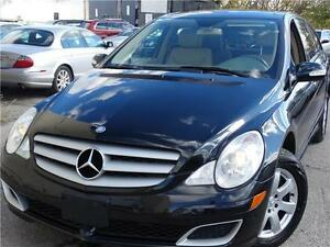 2006 Mercedes-Benz R-Class 3.5L, AWD, LEATHERETTE SUNROOF