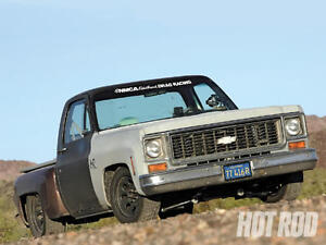 wanted 73/75 stepside chevy project