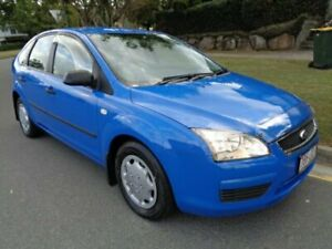 2005 Ford Focus LS CL Blue 4 Speed Automatic Hatchback Chermside Brisbane North East Preview