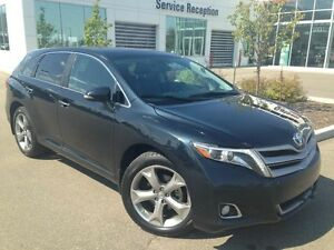 2014 Toyota Venza Limited V6 Navi, Backup Cam, Sunroof, Push But