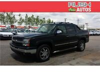 2006 Chevrolet Avalanche LS 4WD, Smooth Ride Suspension