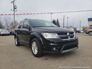 2018 Dodge Journey SXT-ONE OWNER-ACCIDENT FREE-LOW MONTHLY PAYME