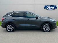 2020 Ford Kuga 2.5 Phev Titanium First Edition 5Dr Cvt Auto Estate Hybrid Automa
