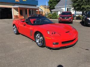 CHEVROLET CORVETTE GRAND SPORT 2010 * DECAPOTABLE * MAGS