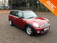 2008.08.MINI COOPER CLUBMAN 1.6 DIESEL.PEPPER PACK
