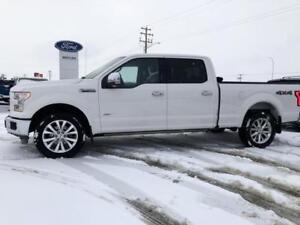 2015 Ford F-150 Lariat Crew 502A