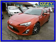 2013 Toyota 86 ZN6 MY14 GTS Copper 6 Speed Sequential Auto Coupe Penrith Penrith Area Preview