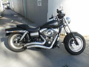 2009 Harley-Davidson DYNA FAT BOB 96 (FXDF) Road Bike 1584cc Dandenong Greater Dandenong Preview