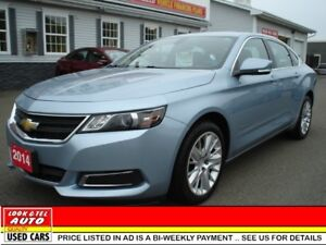 2014 Chevrolet Impala LS $14995 financed price - 0 down payment*
