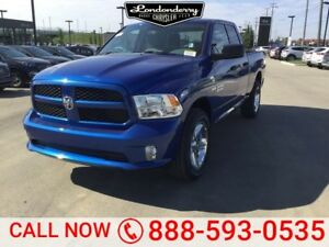 2017 Ram 1500 4X4 QUAD CAB EXPRESS PACKAGE