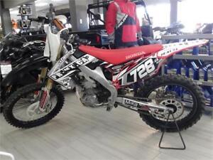 HONDA CRF250 2011