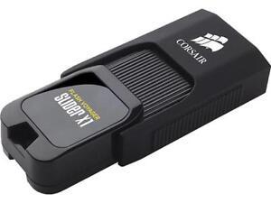 Corsair 64GB Voyager Slider X1 USB 3.0 Flash Drive, Speed Up to 130MB/s (CMFSL3X