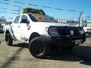 2012 Ford Ranger PX XL 2.2 (4x4) 6 Speed Manual Crew Cab Utility Evanston South Gawler Area Preview