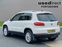 2013 Volkswagen Tiguan 2.0 Tdi Bluemotion Tech Se 5Dr Estate Diesel Manual