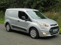 2014(14) Ford Transit Connect 200 Trend AIR CON, MET SILVER, 3 Seater, FINANCE?