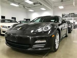 2012 Porsche Panamera 4 *NAVI *SUNROOF *HEATED SEATS *AWD