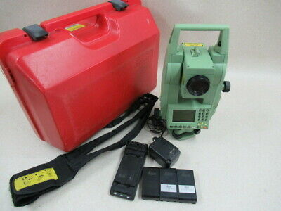 Leica Tcr705s Total Station Surveying Instrument