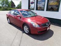2008 Nissan Altima 2.5S only $109 bi-weekly all in!