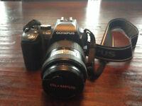 Olympus E-500 Digital SLR Camera