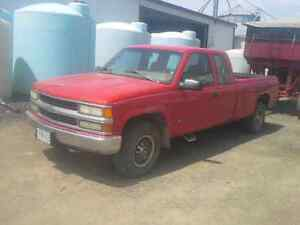 96 Chevy 2500 HD extended cab long box
