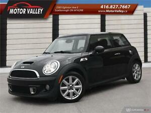 2011 MINI Cooper S 6MT No Accident Mint!