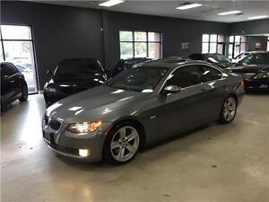 2007 BMW 3 Series 335i+TWIN TURBO+SPORT PKG+RED LEATHER+