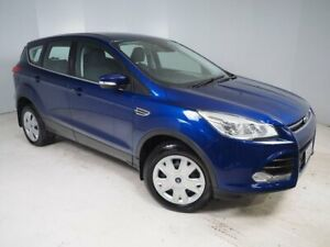 2016 Ford Kuga TF MY16 Ambiente 2WD Blue 6 Speed Sports Automatic Wagon Mount Gambier Grant Area Preview