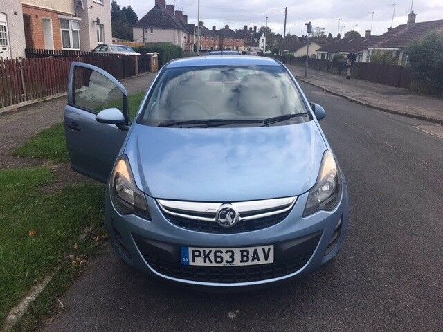 Vauxhall corsa ecoflix ***HPI CLEAR***LIMITED EDITION