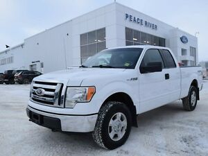 2010 Ford F-150 XLT 4x4 Super Cab 6.5 ft. box 145 in. WB