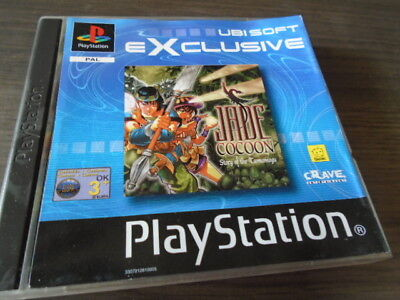 pour ps1 ps1 jade cocoon  complet for sale  Shipping to Canada