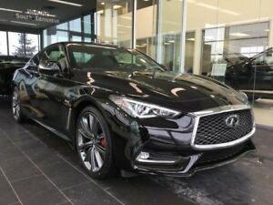 2018 Infiniti Q60 Coupe 3.0t RED SPORT W/ SENSORY PRO-ASSIST PAC
