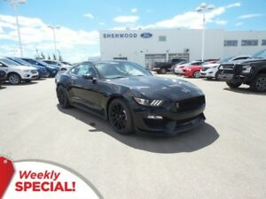 2018 Ford Mustang Shelby GT350- 526 HP, Heated/Cooled Seats, Nav