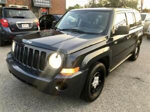 2008Jeep Patriot Sport $69 Bi-Weekly UPGRADED SOUND SYSTEM