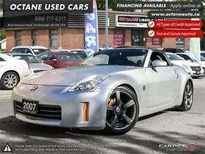 2007 Nissan 350Z ROADSTER! CONVERTIBLE! MANUAL Brembo Package