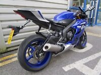 Yamaha R6 - Only 280 Miles!