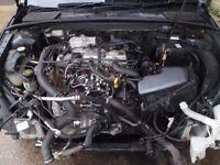 Ford Focus/connect/mondeo KKDA 1.8 tdci engine spares turbo injectors diesel pump gearbox etc
