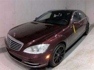 2010 MERCEDES BENZ S550 4MATIC NAVIGATION CAMERA 117KM