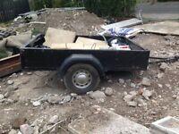 trailer not diy , wood, building materials