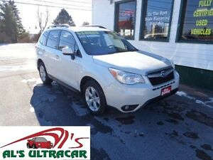 2014 Subaru Forester 2.5i Convenience for $172 bi-weekly all in!