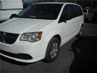 DODGE GRAND CARAVAN STOW N GO