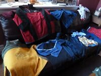 Boys 10-12 Fall and winter Clothing