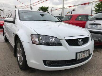 2007 Holden Calais VE White 5 Speed Sports Automatic Sedan Maidstone Maribyrnong Area Preview