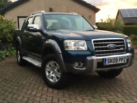 Ford Ranger 3.0 TDCI Wildtrak, Fresh MOT, Low Mileage